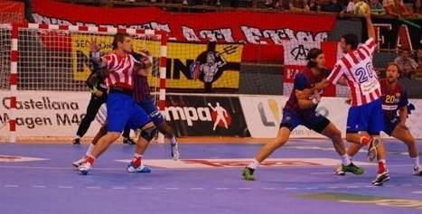 El BM Atlético de Madrid se alza con la Supercopa Asobal 2011