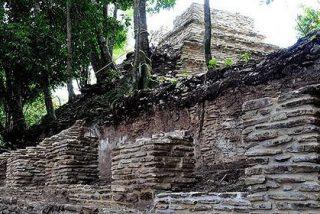 Descubren en Chiapas un palacio maya con 2.000 años de antigüedad