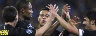 El F.C.Barcelona coge aire a costa de un inexperto BATE Borisov (0-5)