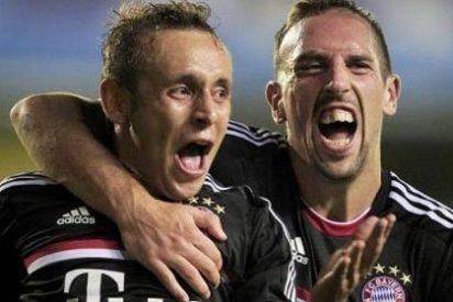 El Villarreal se estampa contra la calidad del Bayern Munich (0-2)