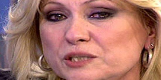 """Rosa Benito, más destrozada que nunca, rompe su silencio: """"Tengo miedo de ir a 'Sálvame', estoy llorando continuamente, dolida"""""""