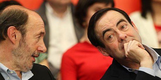 La prensa rojilla 'pasapalabra' de los políticos millonarios del PSOE