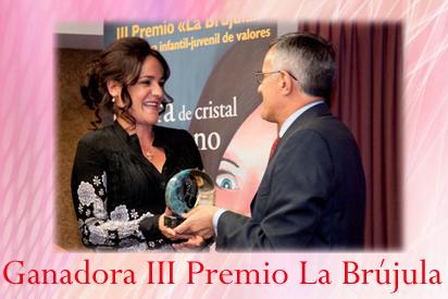 Leticia de Leonardo, III Premio La Brújula de San Pablo