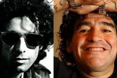 John Carlin (El País) se cobra una vieja deuda con Andrés Calamaro por defender a Maradona