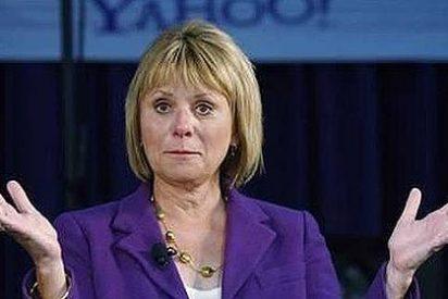 Yahoo despide a su consejera delegada ejecutiva