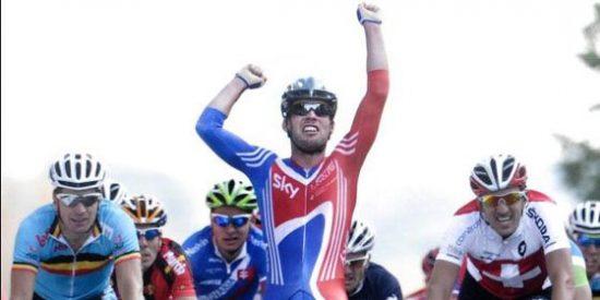 Mark Cavendish se proclama campeón del mundo en ruta