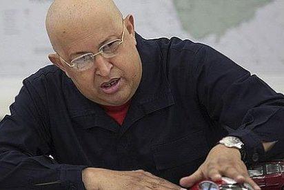 """EEUU acusa de """"narcos"""" a cuatro altos funcionarios de Hugo Chávez"""
