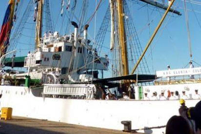 Colombia ya está en el Puerto de Huelva