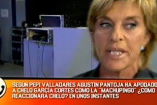 Chelo García Cortes, ¿enamorada de Isabel Pantoja?