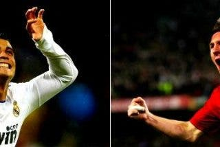 """Albert Luque: """"Estaría mal si Messi dijera que es guapo, pero no Cristiano"""""""