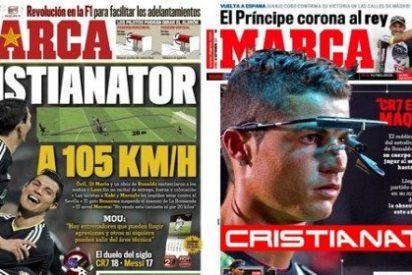 ¿Qué sería de 'Marca' sin Cristiano Ronaldo?