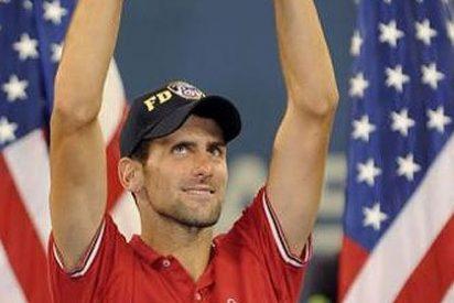 Djokovic gana a un magnífico y valiente Nadal el abierto de EEUU