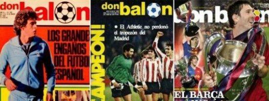 La revista 'Don Balón' apunta al cierre