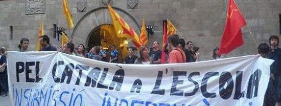 El PSOE vota contra el español