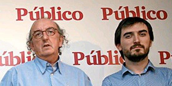 Julio Ariza le mete el dedo en el ojo a Nacho Escolar en Twitter por los despidos de Público
