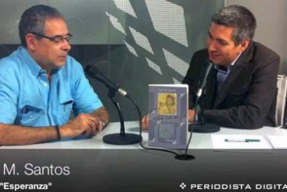 """Jesús M. Santos: """"Esperanza no estaba hecha para la resignación sino para la rabia"""""""