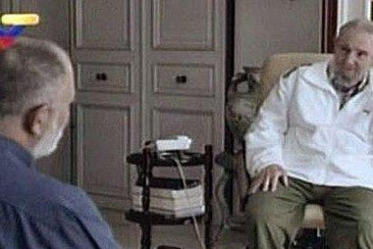 """Fidel Castro dice que le hace """"gracia"""" que haya personas que especulen sobre su muerte"""