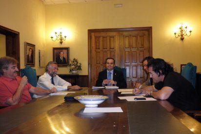El Ayuntamiento de Talavera formaliza la mesa local del empleo