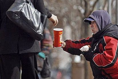 ¿46 millones de estadounidenses viven en la pobreza?