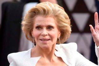 La madurita Jane Fonda sigue siendo la reina de las camas