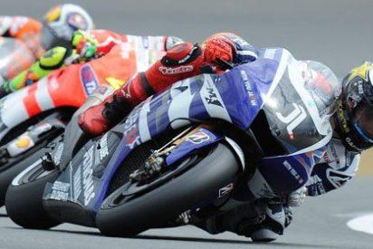 Triple victoria española en motos en el circuito de San Marino