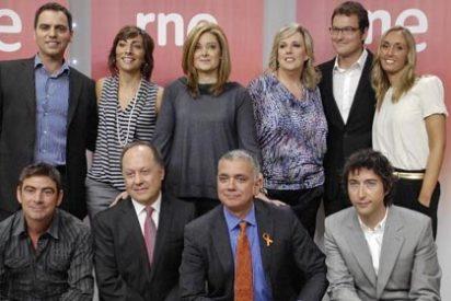"""Juan Ramón Lucas: """"No estoy seguro de que sea el señor Roures el que impide entrar a los medios en los campos. Hasta donde yo sé, son los propios clubes"""""""