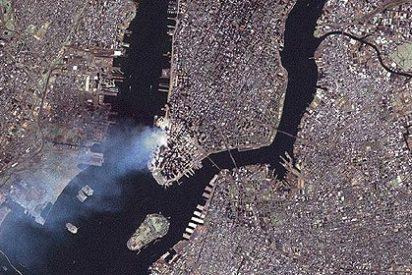 La NASA revela cómo se vieron los atentados del 11-S desde el espacio