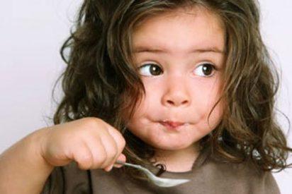 Vinculan el consumo de yogur desnatado con el asma en niños
