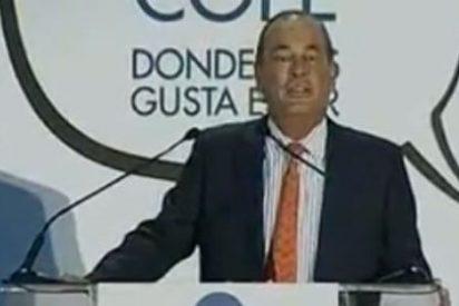 """Pérez del Puerto, CEO de COPE: """"Antes estábamos en la UVI y ahora en planta, pero para ser definitivamente viables necesitamos más audiencia"""""""