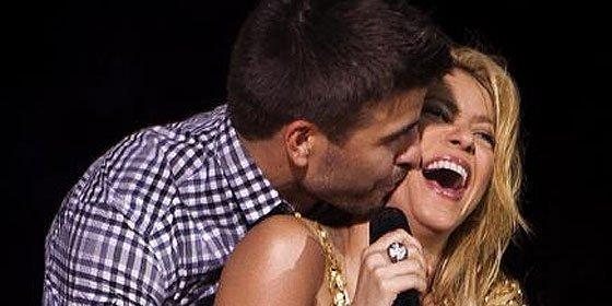 ¿Se ha roto el tórrido idilio que mantenían la bella Shakira y Piqué?