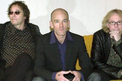 La banda de rock estadounidense REM se separa