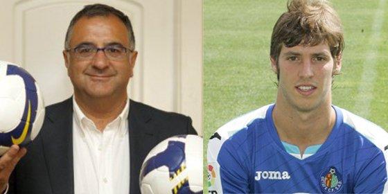 """Roberto Gómez explota contra la salida de tono del jugador del Getafe, Rubén Pérez: """"Es un demagogo, un inmaduro y un insesato"""""""