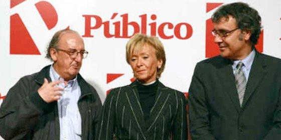 Cuatro ejemplos de la costosa generosidad de Griñán y Montilla con el diario Público