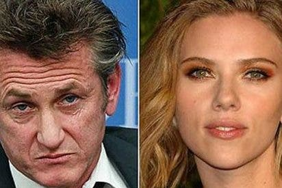 Se filtra una tercera foto de Scarlett Johansson 'casi' desnuda