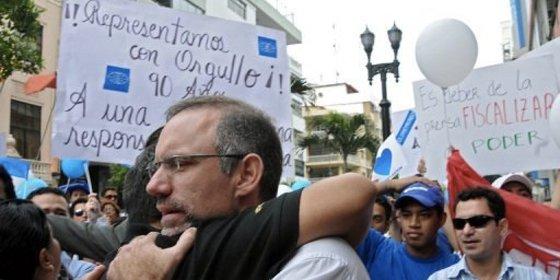 El Universo de Guayaquil celebra sus 90 años con la mordaza presidencial