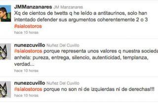 """Twitter le dice alto y claro al Parlament catalán: """"#sialostoros"""""""