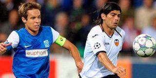 Un Valencia inofensivo se deja más de medio botín ante el Genk (0-0)