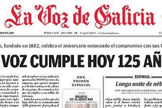 'La Voz de Galicia' despide a 75 tras dos años de pérdidas