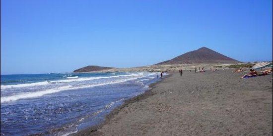 Playa, Playa El Médano, Tenerife, Costa, Costa Sur