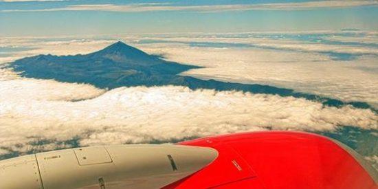 El Teide, Tenerife, Montaña, Vuelo, Volcán