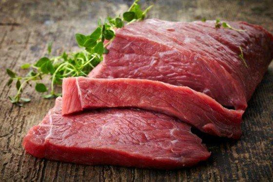 carne de ternera