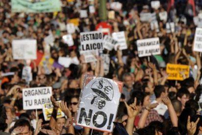 Afectados por la Hipoteca e 'indignados' llaman a paralizar ocho desahucios esta semana en Madrid