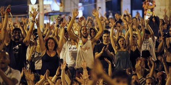 Madrid prohíbe a los 'indignados' protestar en Sol en campaña electoral