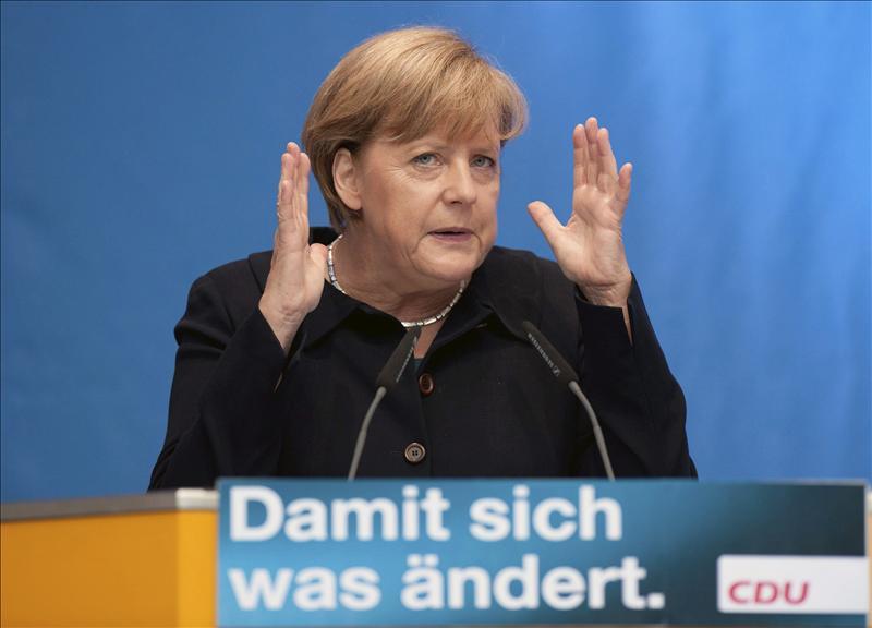 Merkel descubre que contaron mal y tiene 55.000 millones más