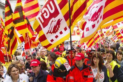 UGT y CCOO convocan una gran manifestación contra los recortes el 6 octubre