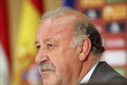 "Del Bosque deja un recado a Silva diciendo que ""su séquito a veces le perjudica"""