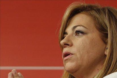 Valenciano niega problemas en el PSOE y ve normal el proceso para las listas