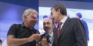 """Felipe González se pone a las órdenes de Rubalcaba para una """"movilización ofensiva"""""""