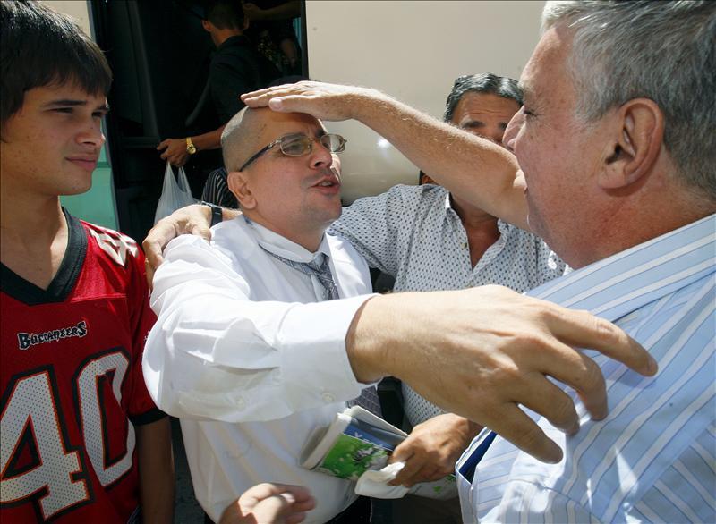 Un total de 17 excarcelados cubanos que llegaron a España se han ido a EEUU
