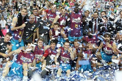 73-82. Navarro decide la final y el Barcelona iguala al Baskonia en número de títulos